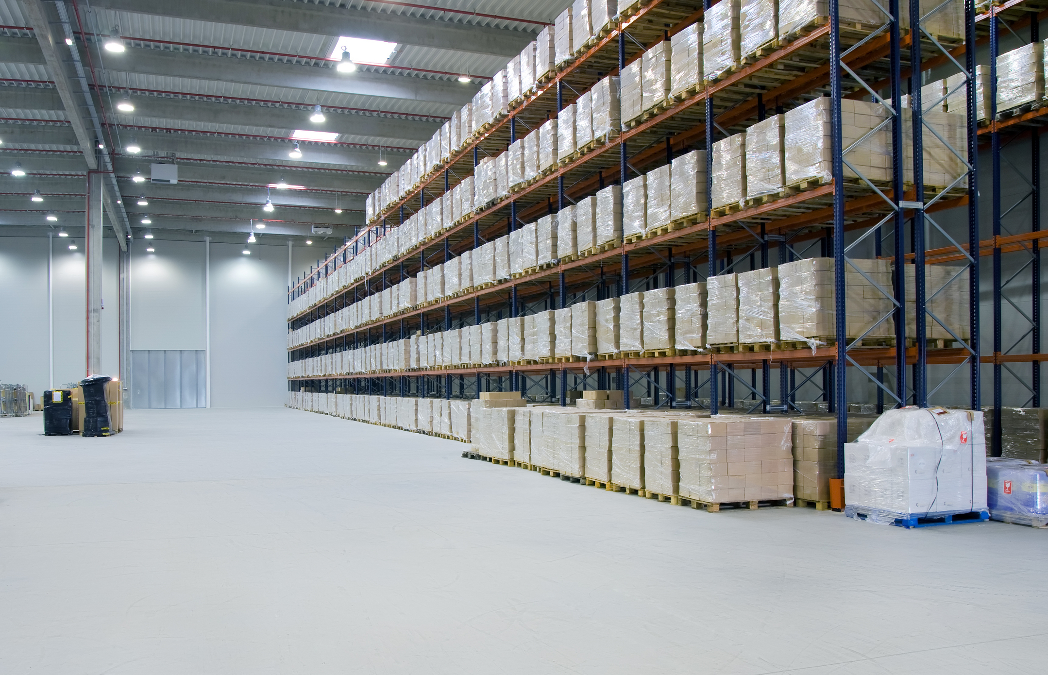 Warehouse on apparatus solutions